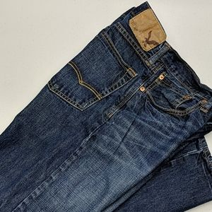 Men's American Eagle Jeans Relaxed Straight 31x30